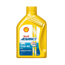 Shell Advance AX5 15W-40 0.8L (550025215)