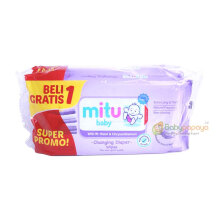 Mitu Baby Pack 50S Ganti Popok Buy 1 Get 1Purple