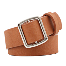 SiYing Fashion needle-free smooth buckle ladies wide belt