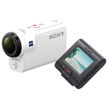 Sony FDR-X3000 4K Action Cam with Wi-Fi & GPS White