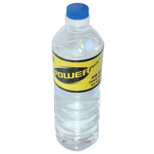 Powerplus Air Aki Botol Biru / Air Aki Demin size 1 Liter