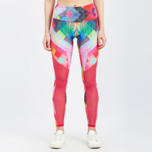 Corenation Active Lipa Legging - Abstract Pink