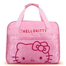 Jantens Canvas baby diaper bag Mommy Hello Kitty pregnant women diaper bag insulation trolley bag pink