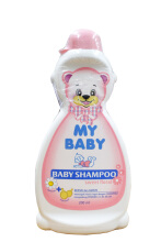 My Baby Shampoo Sweet Floral 200ml