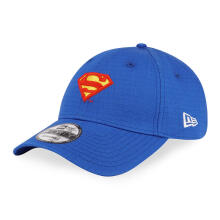 NEW ERA 11601778 MICRO CHARACTERS - DC Comics Superman Royal [9Forty/Strapback] Royal Blue One Size