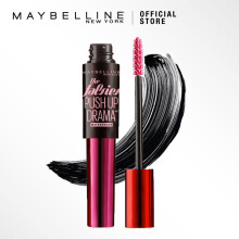 MAYBELLINE Push Up Drama Mascara - Very Black