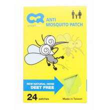 Crown Anti Mosquito Patch 24 Pcs
