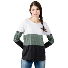 MOUTLEY Ladies Tshirt 1712 317121722 - Green