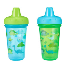 THE FIRST YEARS Stackable Spill Proof Hard Spout - Blue/Green