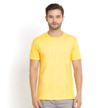 STYLEBASICS Men's Round Neck Basic T-shirt - Empire Yellow