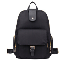SiYing Korean version of the canvas bag waterproof Oxford cloth backpack