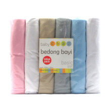 Baby Chaz Basic Set Bedong Bayi Multicolor