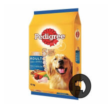 PEDIGREE 10 kg adult chicken and vegetables flavor