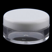 [COZIME] Mini Cosmetic Empty Jar Pot Eyeshadow Makeup Face Cream Lip Balm Container 1