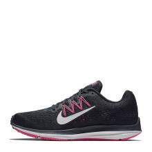 Nike Sepatu ZOOM Women's Low Cut Cushioned Damped Breathable Sneakers Running Shoes AA7414-401