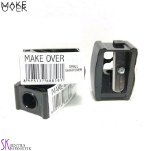 [free ongkir]Make Over Small Sharpener - Serutan