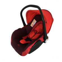 OYSTER Car Seat Baby Carrier 0-15M - Burgundy Red
