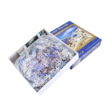 [COZIME] 1000 Pieces Regular Jigsaw Puzzle Educational Toy Assembling Decoration Multicolor
