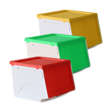 OLYMPLAST Storage Solution (red,green,yellow) - 3 pcs