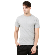 CHAMPION Mens Classic Jersey Tee - Oxford Grey
