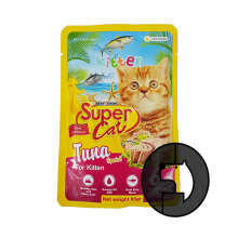 SUPER CAT 85 gr kitten tuna