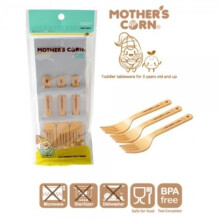 Mother's Corn Cutie Fork Set