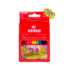 KENKO 12 Half Color Pencil Cp-12H