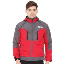 CBR SIX - JAKET / SWEATER / HOODIES PRIA - HGC 603 - MERAH SIZE- ALL