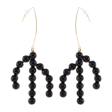 VOITTO Earrings - V33 Black