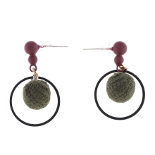 VOITTO Earrings - V30 Red