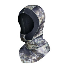 SBART 3mm Neoprene Scuba Diving Cap Snorkeling Equipment Hood Winter Swim Hat Cap Warm Wetsuit Protect Hair