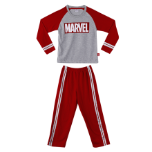 MARVEL Pajama Set for Boys N090 – Red