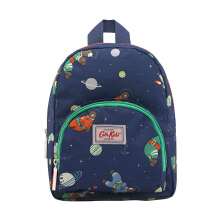 CATH KIDSTON Bears in Space Kids Mini Rucksack with Chest Strap - Tas Anak Perempuan - Navy Navy Blue One Size