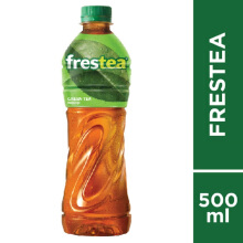 FRESTEA Green PET Botol Carton 500ml x 12pcs