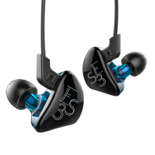 KZ KZ - ES3 In-ear Detachable HiFi Music Earphones with Hybrid Driver Unitswith Mic