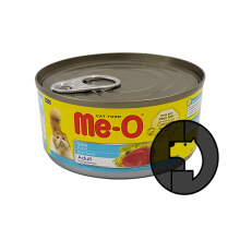 Me-O 170 Gr Cat Tuna In Jelly (Can)