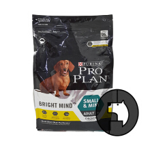 Pro Plan 2.5 Kg Dog Senior 7 Plus Small And Mini Bright Mind