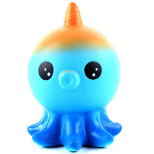 BESSKY New Unicorn Octopus Scented Squishy Slow Rising Squeeze Toy Collection Cure Gift_