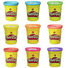 PLAY-DOH Single Tub random PDO22002