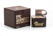 Emper Epic Adventure For Men EDT Parfum Pria [100 mL]