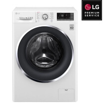 LG Mesin Cuci Front Loading 9KG - FC1409S3W [LG PREMIUM SERVICE]