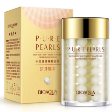 Bioaqua Cream Wajah Pure Pearls - 60gr Gold