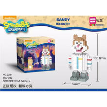 Bricks Weagle 2291 Sandy Spongebob White