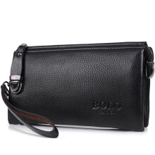 YOOHUI PQ7 2018 Luxury Men Leather Wallet Clutch Business Carteras Mujer Wallet