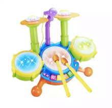 JAZZ DRUM MAINAN ANAK DRUM SET MURAH