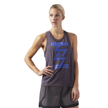 Reebok LM Bodycombat Performance W Tank - Smokey CD6224