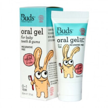 Buds Oral Gel For Baby Teeth and Gums 30 ml (0-1 Year)