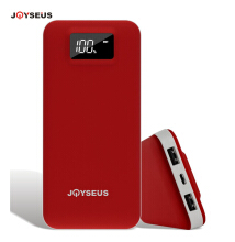 JOYSEUS 20000mAh Power Bank Lightning and Micro Input LED Digital Display Portable Charger