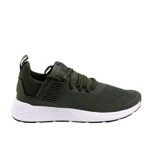 PUMA Insurge Eng Mesh - Forest Night-White-Black