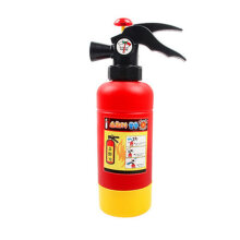 [COZIME] Children's cartoon pull-type fire extinguisher water gun Red